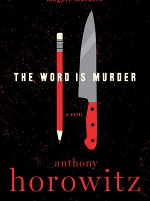 """""""The Word Is Murder"""" by Anthony Horowitz"""