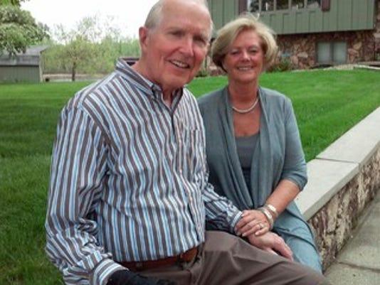 Anniversaries: David Kirkby & Judy Kirkby