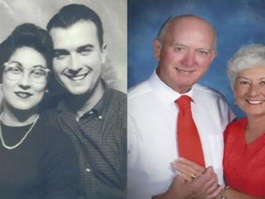 Anniversaries: Bob Wise & Shirley Wise