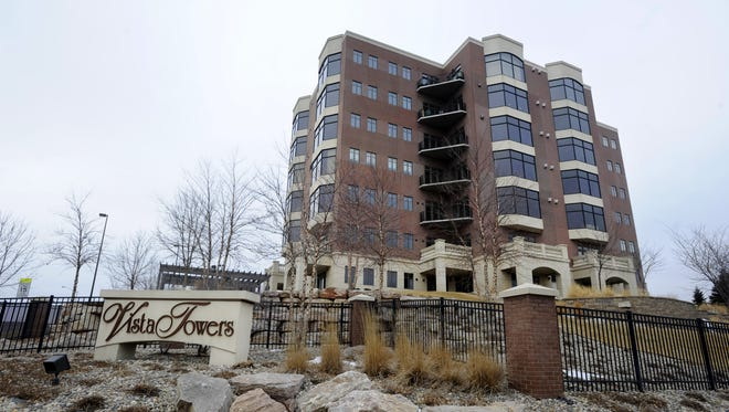 A condominium unit in Vista Towers was the top sale for the week of March 7 in Minnehaha County.