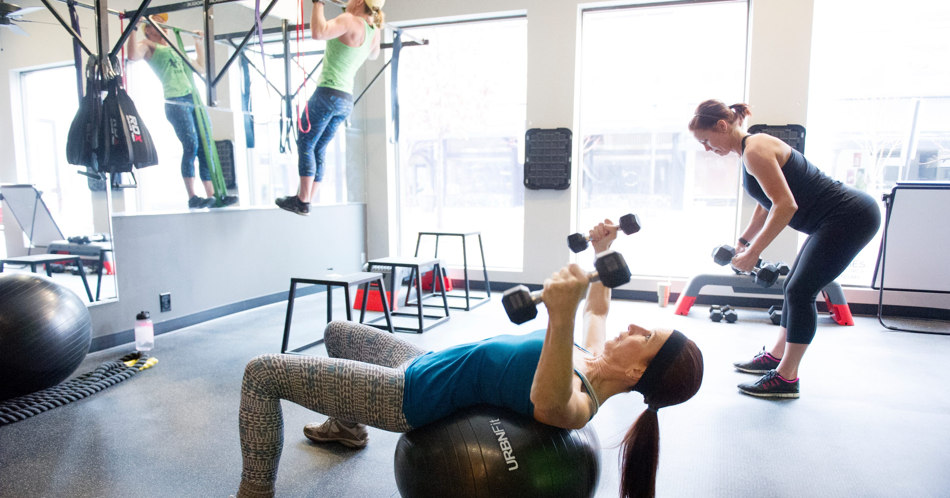 Downtown gym specializes in high-intensity training
