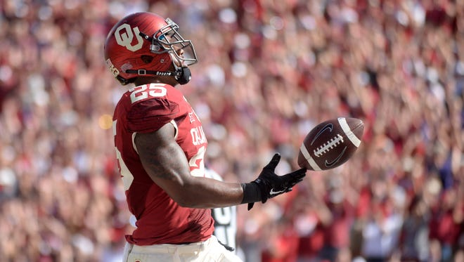 The Bengals made Oklahoma Sooners running back Joe Mixon their second round pick in the 2017 NFL Draft.