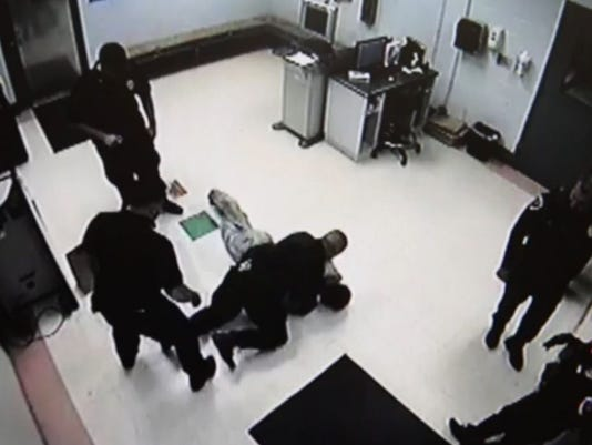 Detention Center investigation