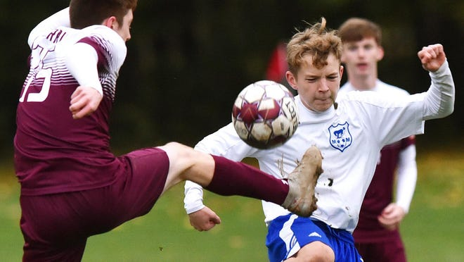 Boys soccer is among the sports that has the go-ahead to play across New York state this fall, but high schools have the option of postponing athletics, Gov. Andrew Cuomo said Wednesday.