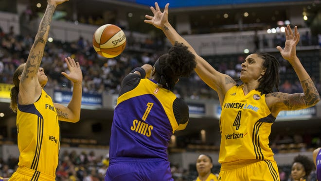 The Indiana Fever will miss the playoffs for the first time in more than a decade.