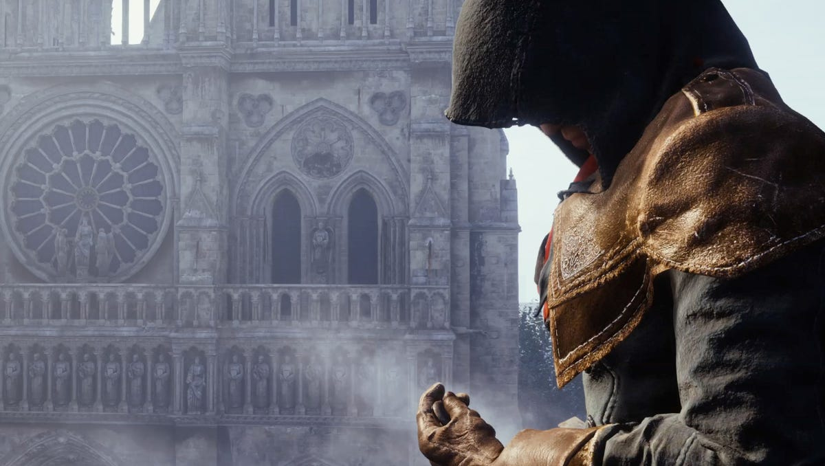 Assassin S Creed Unity Announced For Ps4 Xbox One Pc