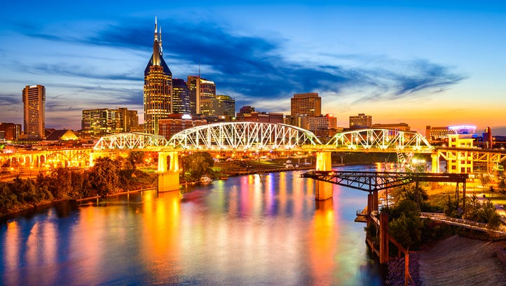 Nashville drops campaign to host 2020 Republican National Convention