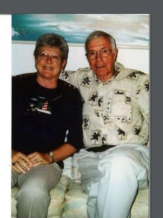 Anniversaries: George Hanaway & Janis Hanaway