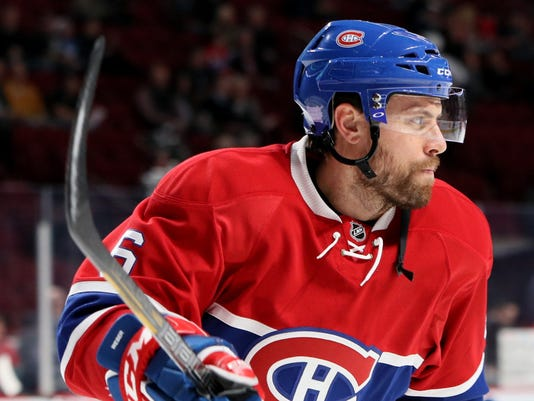USP NHL: TAMPA BAY LIGHTNING AT MONTREAL CANADIENS S HKN CAN QU