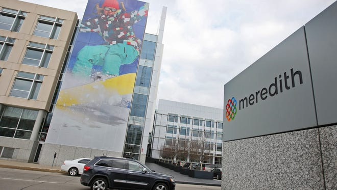 Media conglomerate Meredith Corp. is based in Des Moines, Iowa.
