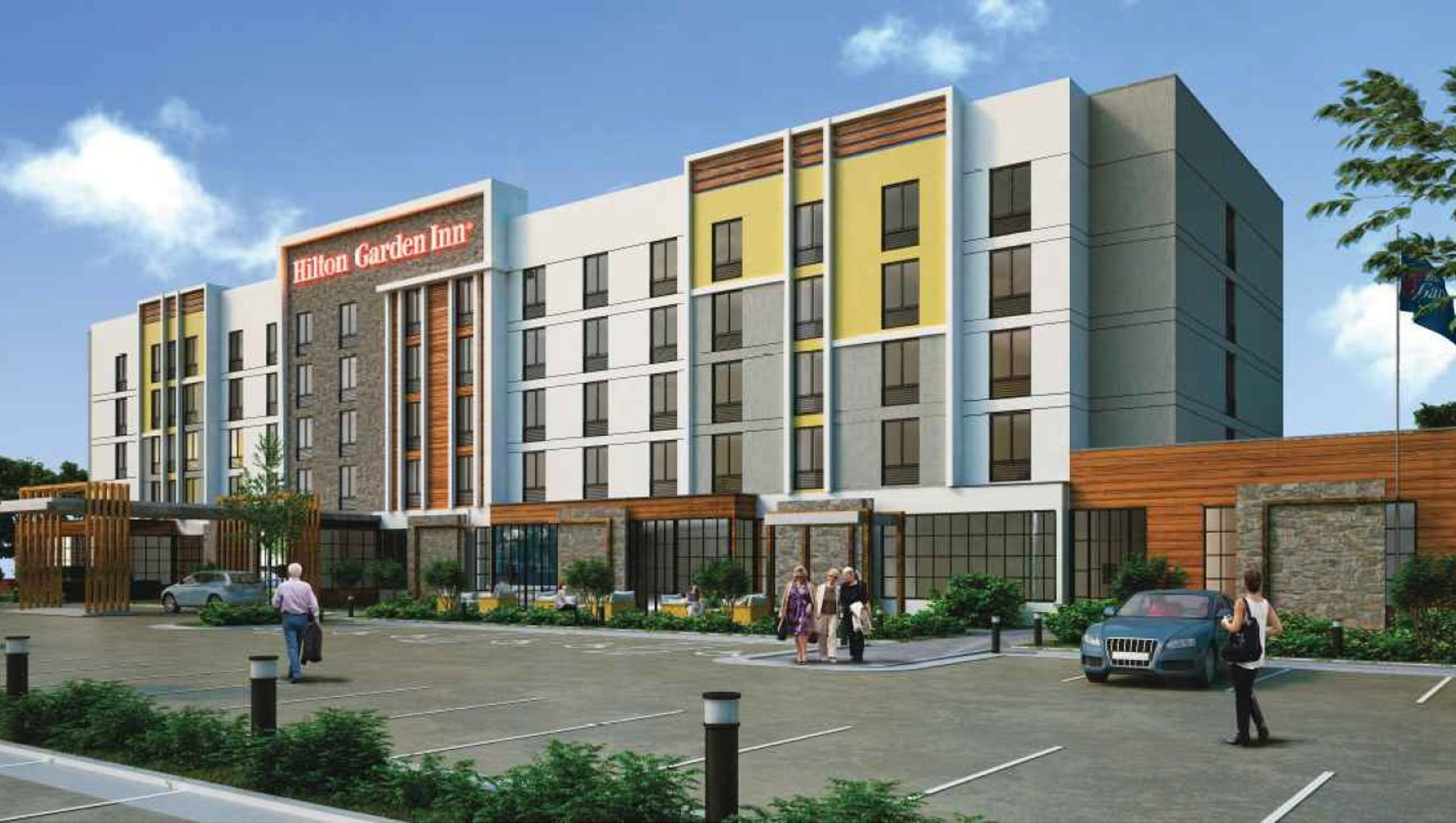 Hilton Garden Inn conference center approved for Gallatin