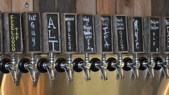 Batch Brewing Co. offers  a constantly evolving menu