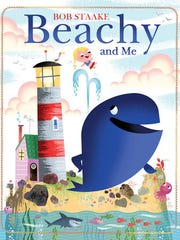 """Beachy and Me"" by Bob Staake"