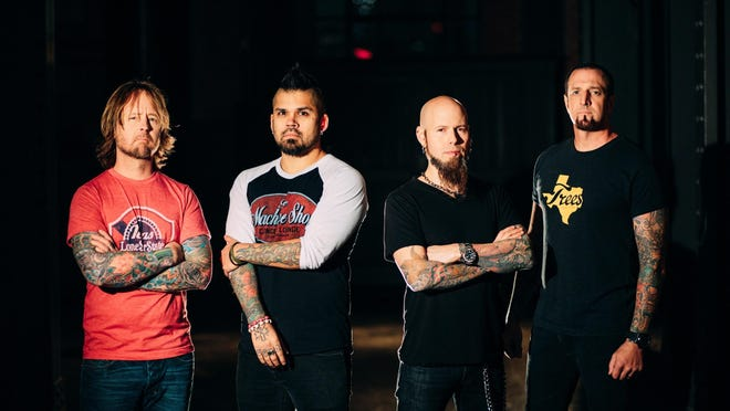 Drowning Pool performs at The Chance in Poughkeepsie Dec. 11.