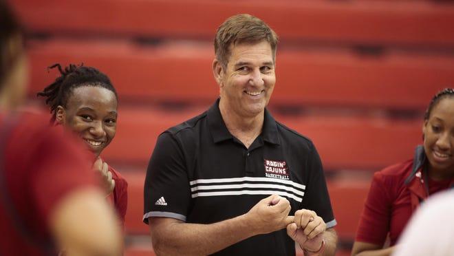 UL women's basketball coach Garry Brodhead has enjoyed three straight 20-win seasons.