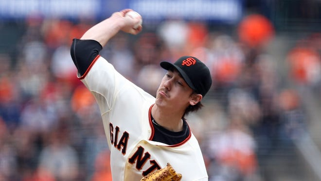 Tim Lincecum entered Wednesday's start with just a 5-5 record and 4.90 ERA, but he dominated the Padres.