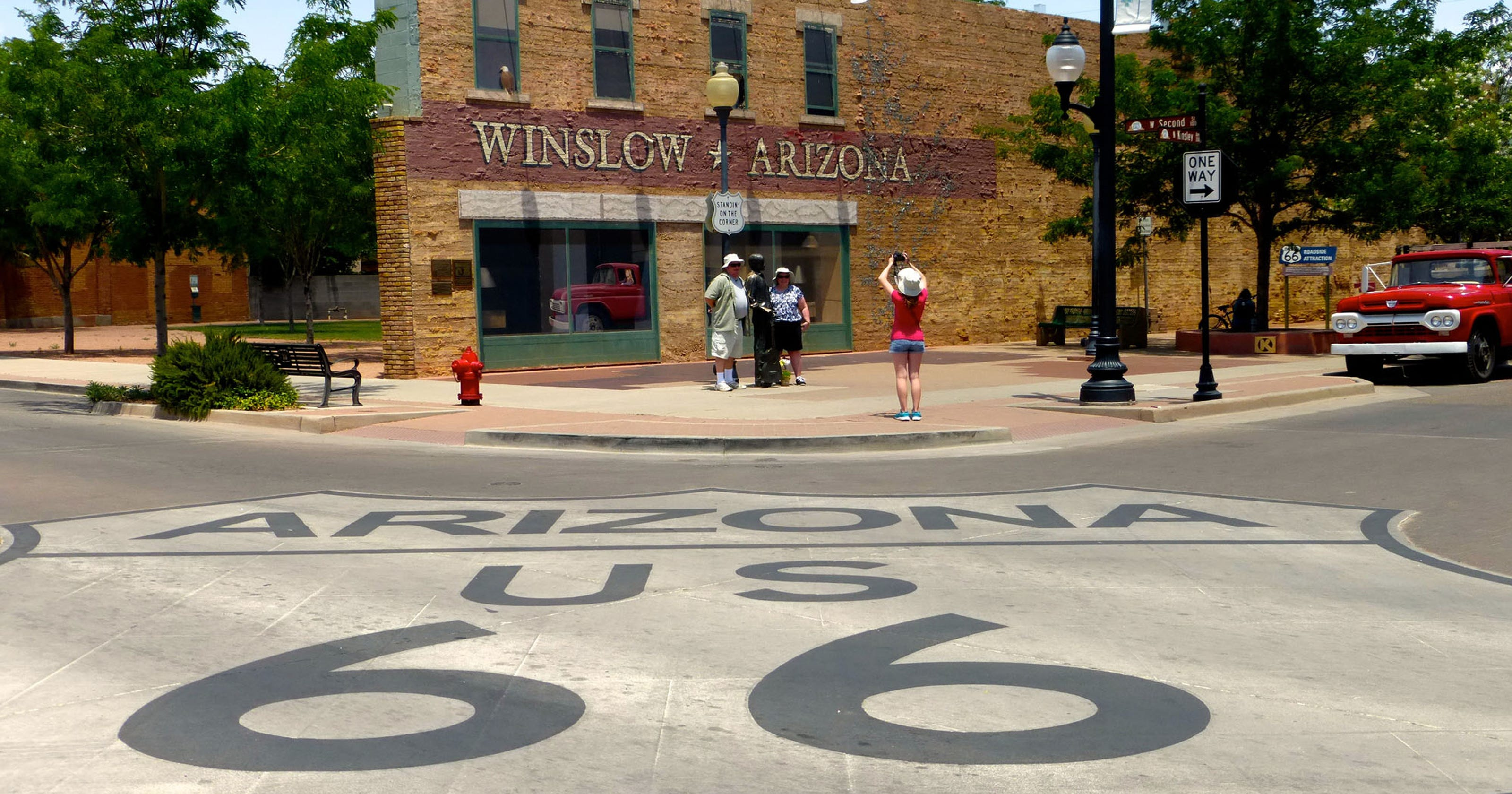 Map Of Old Route 66 Arizona.Arizona S Route 66 Favorite Spots Hidden Gems