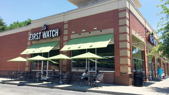 The Meridian location of First Watch offers some nice