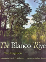 """""""The Blanco River"""" by Wes Ferguson"""