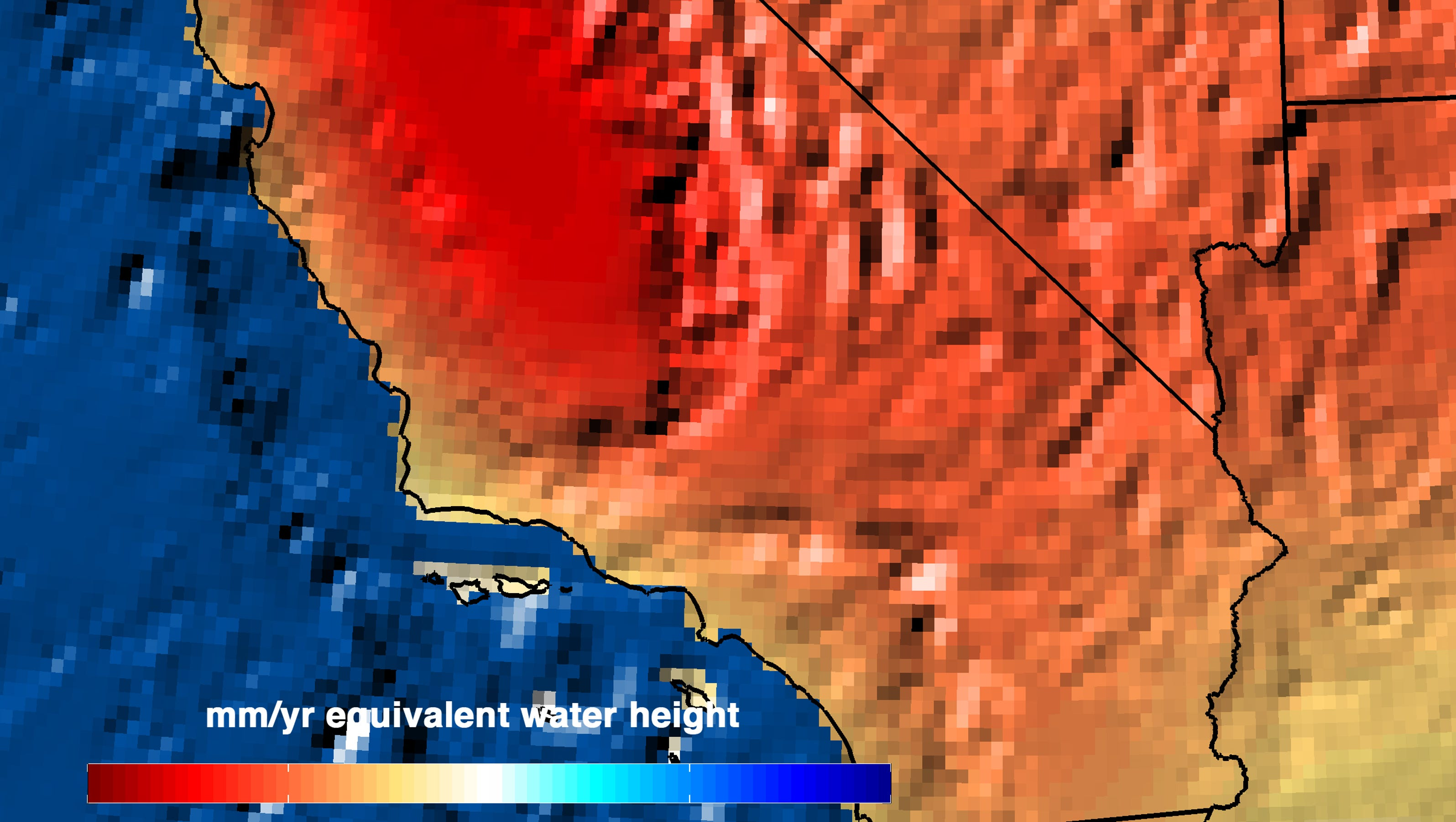 11 trillion gallons of water needed to end Calif. drought