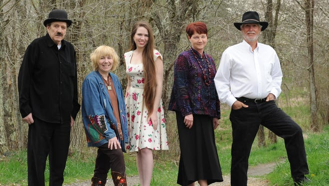 Whitetop Mountain Band kicks off the American Roots Music Concert Series happening Sunday evenings at Frontier Culture Museum.