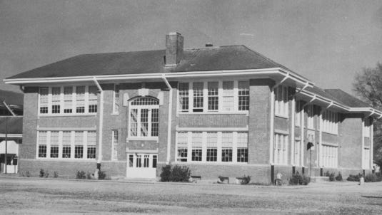 Crosley Elementary has survived 100 years in service to the community.