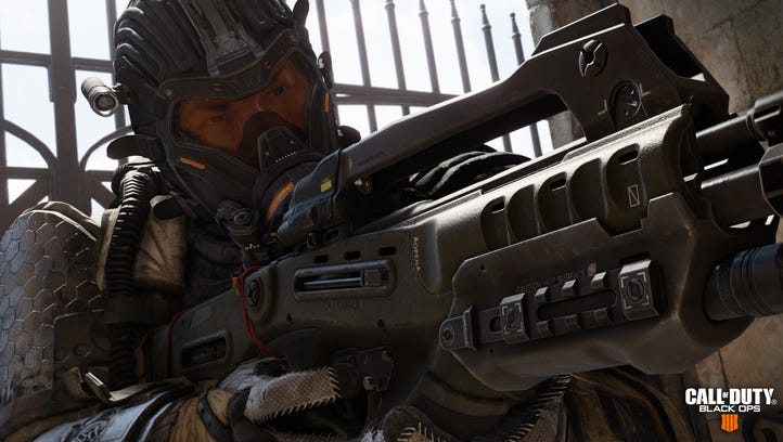 'Call of Duty: Black Ops 4' plans its own assault on battle royale genre