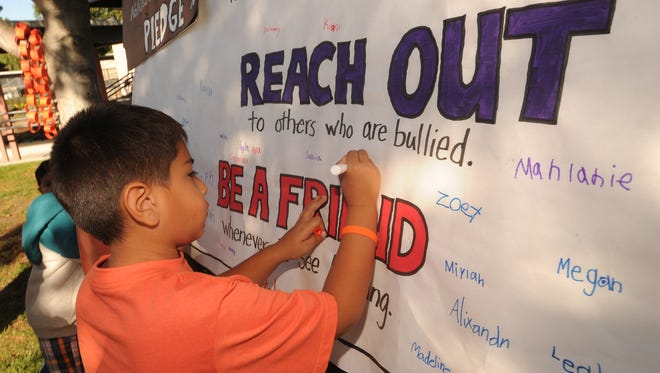 Two years ago, Portola School in Ventura held an anti-bullying event. Wednesday, the Camarillo Health Care District is planning a workshop on the dangers of bullying.