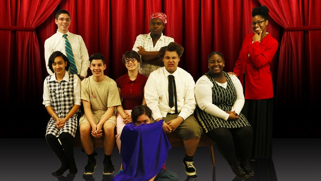 "Bridgeton High School's Visual and Performing Arts Department will present ""The 25 Annual Putnam County Spelling Bee."""