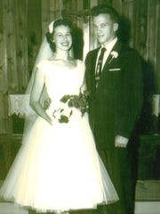 Bob and Amy Broden, 1956