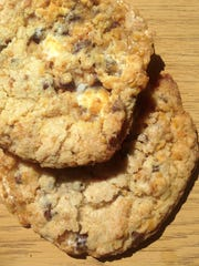 Crack Cookies from Brick-N-Motor food truck are a staff favorite.