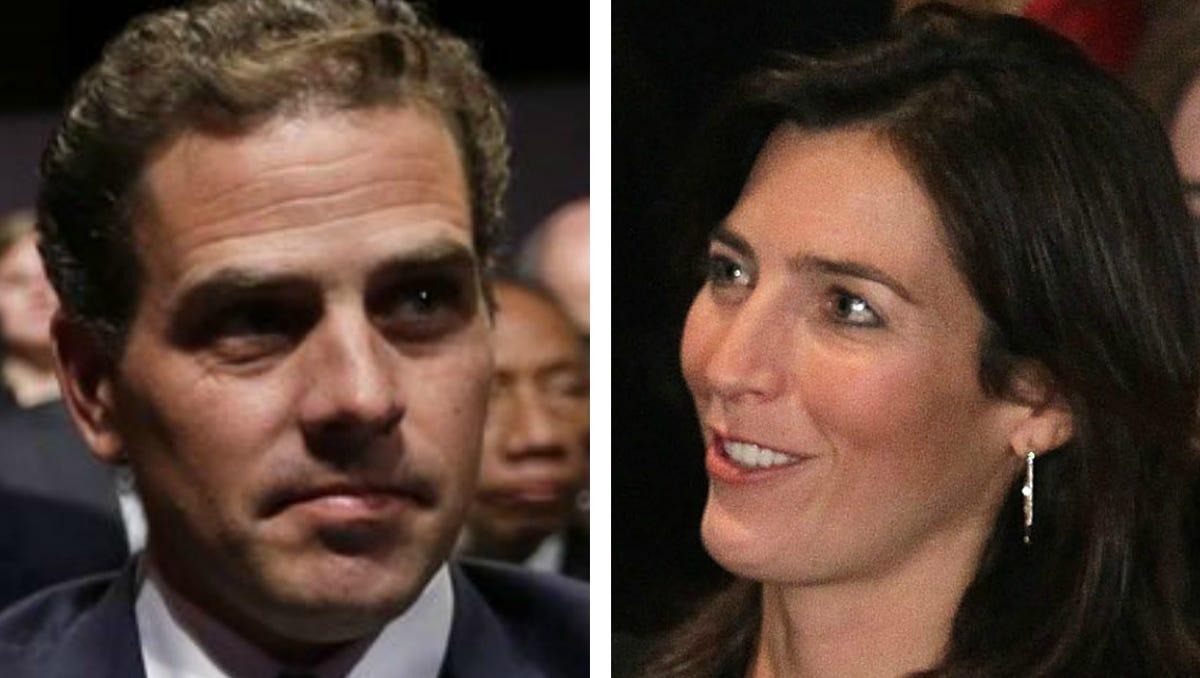 Report Joe Biden S Son Widowed Daughter In Law In Love