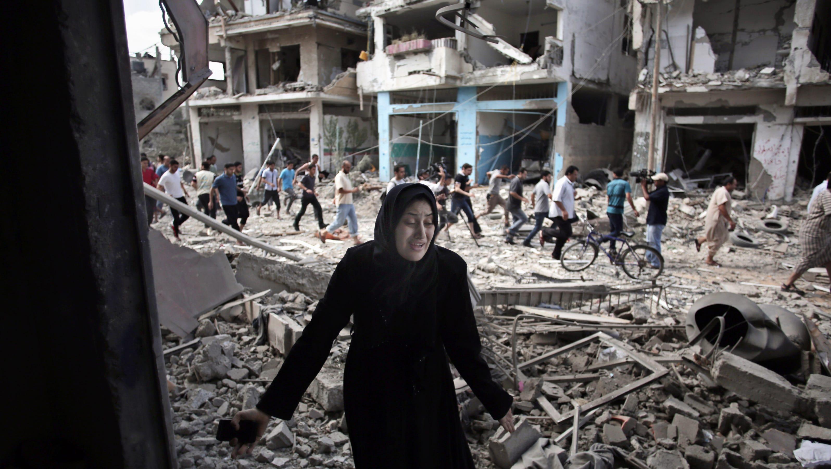 Amnesty Israel Committed War Crimes In Gaza