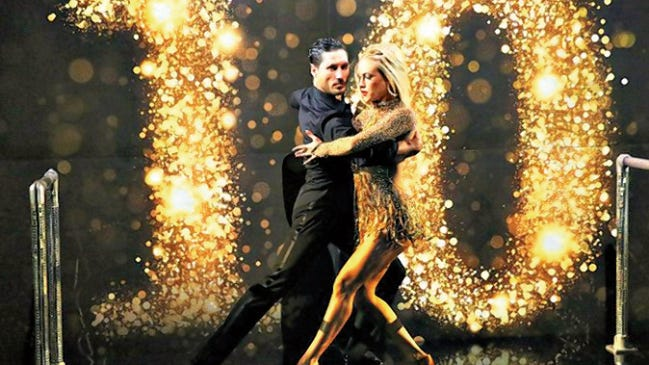 Dancing with the Stars: Live! -- Light Up the Night heads to the Abraham Chavez Theatre on March 2.