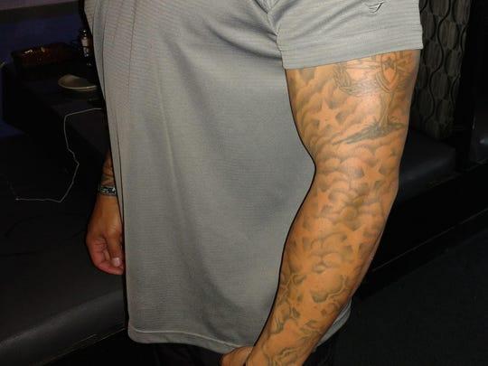 Ferrell tattoos