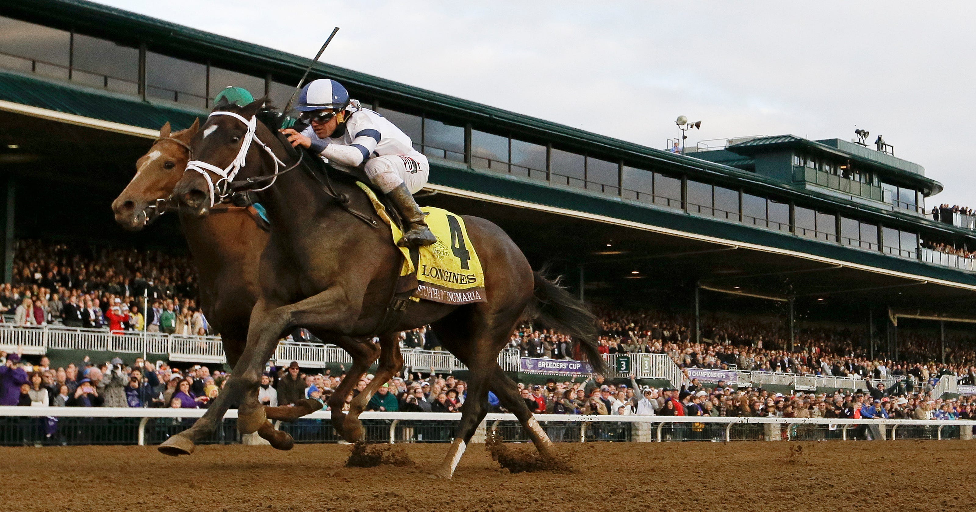 Breeders Cup At Keeneland Sets Friday Attendance Record