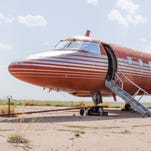 Jet once owned by Elvis auctioned for $430K