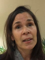 Katherine Barnes, of Staunton, weighs in on the proposed