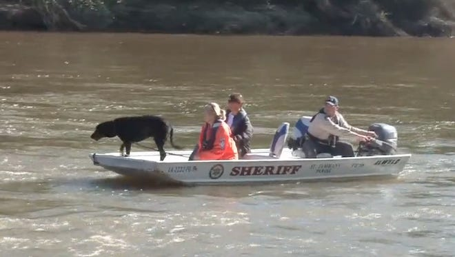 Search efforts enter the third day for a woman who went missing Saturday after a boating accident.