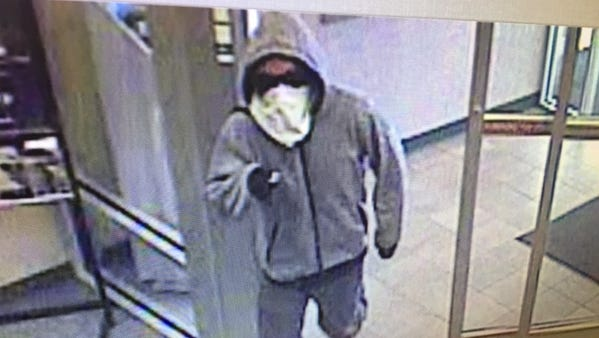 Poughkeepsie town police are seeking tips to solve a robbery at Trustco Bank.