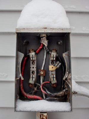 The city of Croswell will have a planned power outage on Sunday so workers can update and maintain infrastructiure