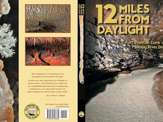 book cover snowy river