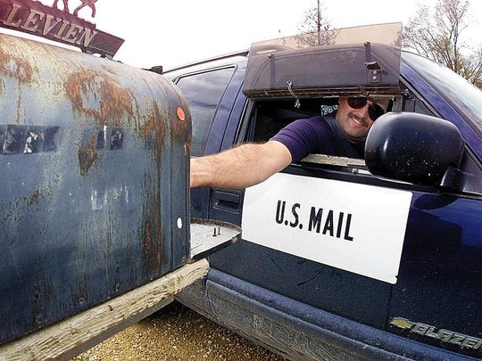 In North Carolina, rural postal carriers are allowed to drive from the passenger sides of their vehicles without wearing a seat belt.