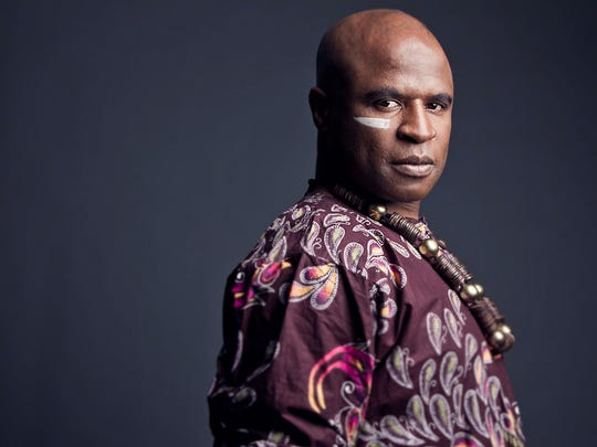 Alex Boyé was formerly a soloist for the Mormon Tabernacle