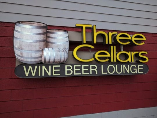 Three Cellars Wine and Beer Lounge located at 7228 S. 27th St. in Oak Creek.
