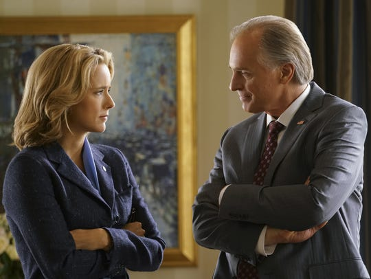 Téa Leoni and Keith Carradine face potential changes