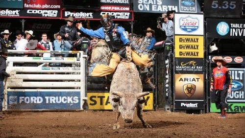 Cody Nance will be among the Top 35 competing in the PBR Jack Daniel's Invitational Friday and Saturday at Bridgestone Arena.
