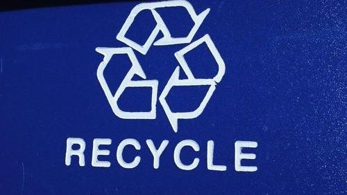 Mauldin's latest recycling plan will allow it to drop off materials in downtown Greenville at no charge.