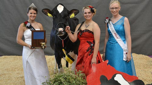 All the exhibitors will dress to impress in formal attire as they compete for best dressed awards.