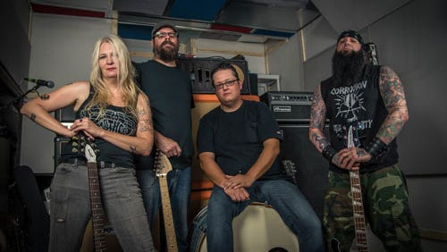 Baltimore rock act Foghound will play Pepper's Tavern in Ocean City on Saturday, Sept. 17.